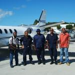 ECCAA's Search Team to Haiti